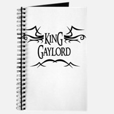 King Gaylord Journal