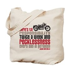 Cool Twilight motorcycles Tote Bag