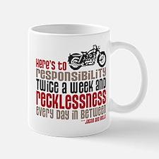 Funny New moon motorcycles Mug