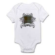 Anderson Tartan Shield Infant Bodysuit