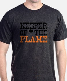 Keeper of the Flame (Grill) T-Shirt