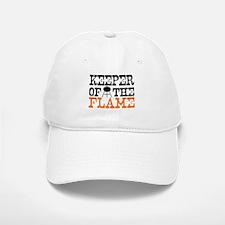 Keeper of the Flame (Grill) Baseball Baseball Cap