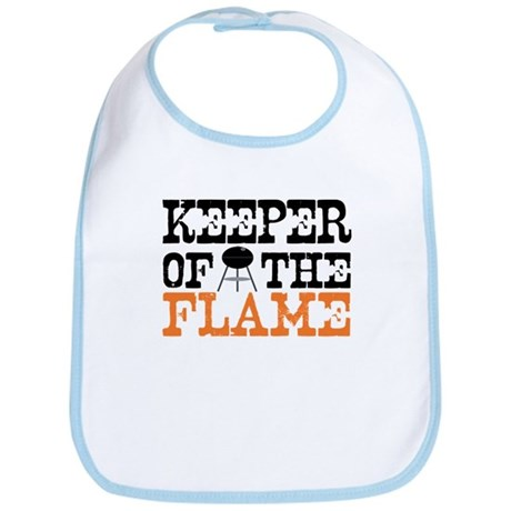 Keeper of the Flame (Grill) Bib