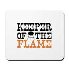 Keeper of the Flame (Grill) Mousepad