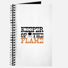 Keeper of the Flame (Grill) Journal