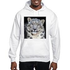 Snow Leopard Hoodie