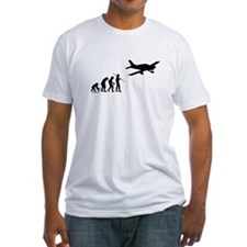Airplane Evolution Shirt
