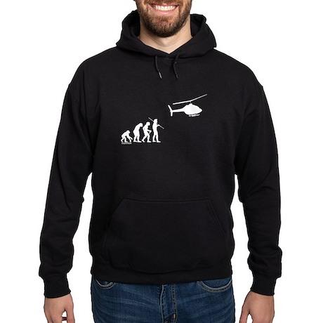 Copter Evolution Hoodie (dark)