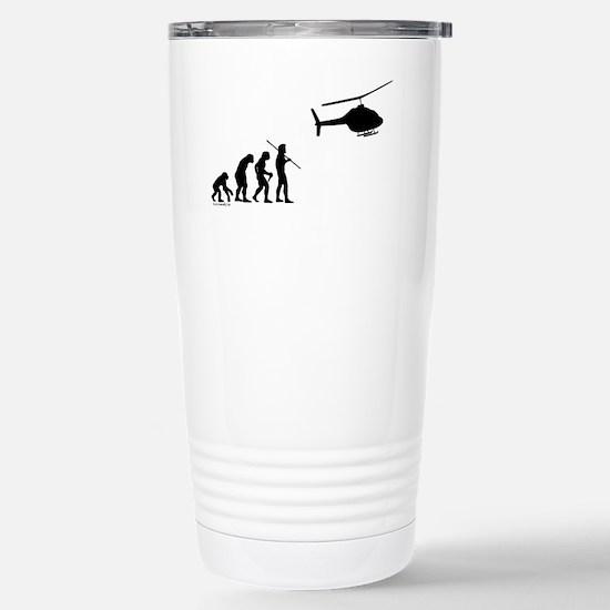 Copter Evolution Stainless Steel Travel Mug