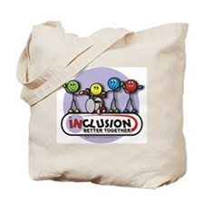 Inclusion Better Together Tote Bag