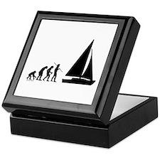 Sail Evolution Keepsake Box