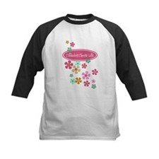 Pro Life is Good with Flowers Tee