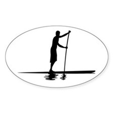 Paddleboarder MkI Oval Decal