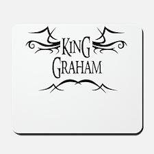 King Graham Mousepad