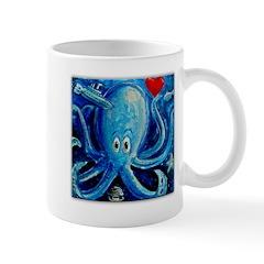 Octopus of Love Mug