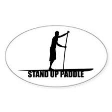 Paddleboarder MkII Oval Decal