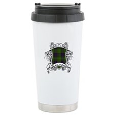 Alexander Tartan Shield Travel Mug