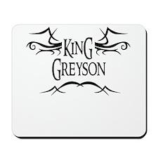 King Greyson Mousepad