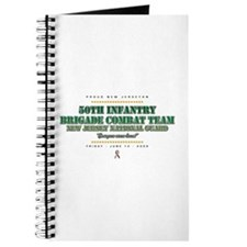 50th Infantry Journal