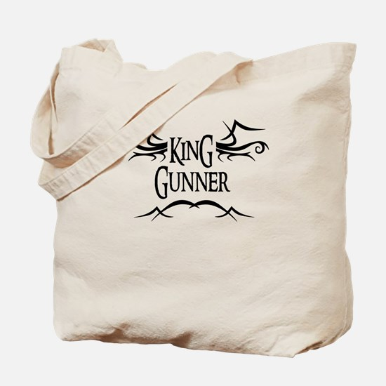 King Gunner Tote Bag