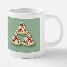 Pizza Triforce 20 oz Ceramic Mega Mug