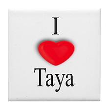 Taya Tile Coaster