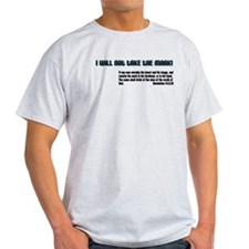 I will not take the mark! T-Shirt