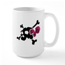 Skull with Roses Mug