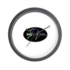 X-ray Techs Image is Everythi Wall Clock
