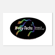 X-ray Techs Image is Everythi Postcards (Package o