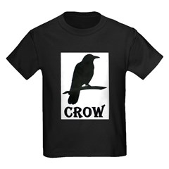 Black Crow Kids Dark T-Shirt