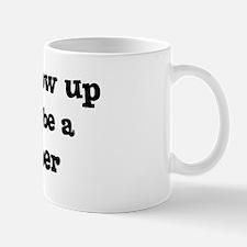 Be A Developer Mug