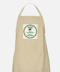 NEWT Is Not a President BBQ Apron