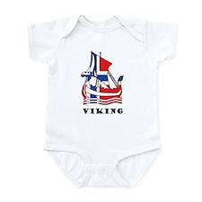Norway Viking Infant Bodysuit