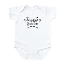 King Humberto Infant Bodysuit