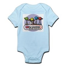 Inclusion Better Together Infant Creeper