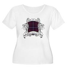Aberdale Tartan Shield T-Shirt