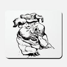 ~Gigglin Pig~ Mousepad