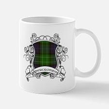 Abercrombie Tartan Shield Mug