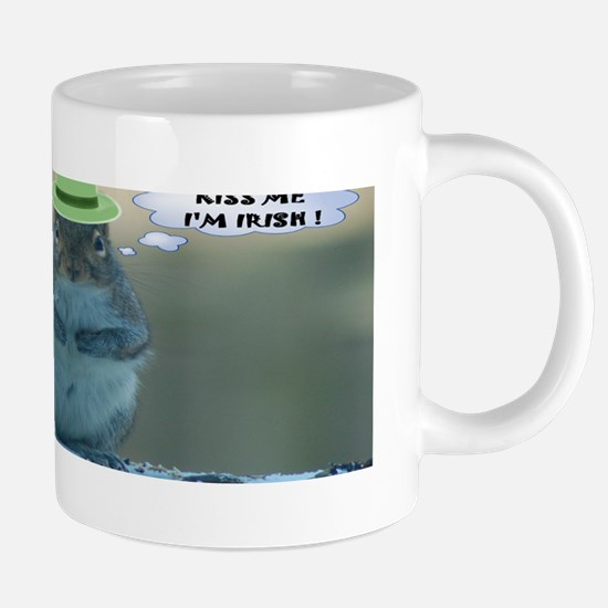 Irish Sq Stein.png 20 oz Ceramic Mega Mug
