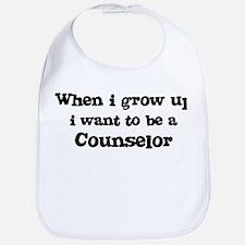 Be A Counselor Bib