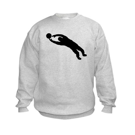 goal keeper Kids Sweatshirt
