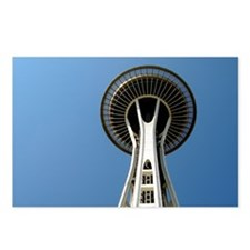 Seattle Space Needle - Postcards (Package of 8)