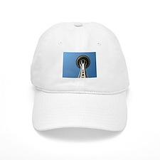 Seattle Space Needle - Baseball Cap