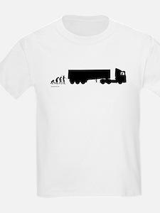 Truck Evolution T-Shirt