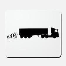 Truck Evolution Mousepad