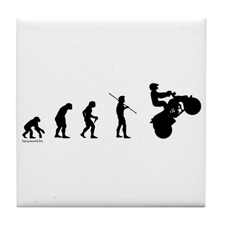 ATV Evolution Tile Coaster