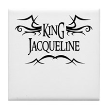 King Jacqueline Tile Coaster