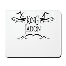King Jadon Mousepad