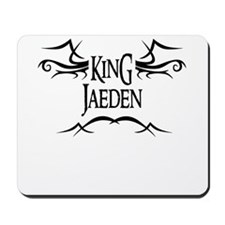 King Jaeden Mousepad